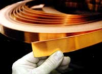 Copper CU-50 copper strip