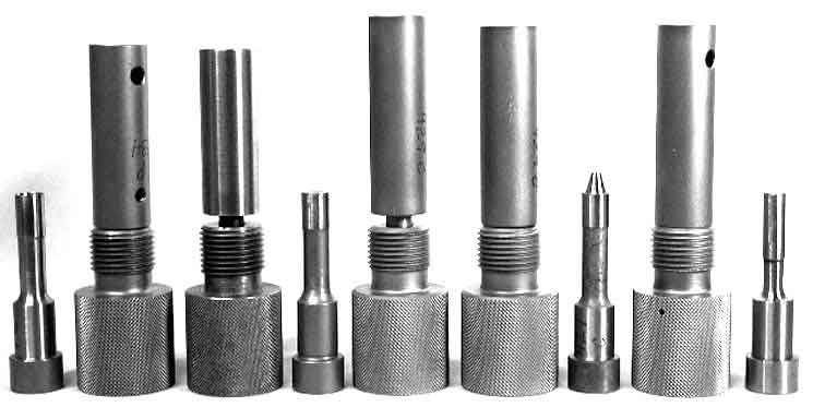 jacketed bullet making machine