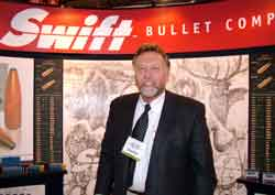 Bill Hober, Swift Bullet Co.